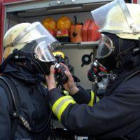 Küchenbrand in Oedesse