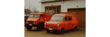 Indienststellung eines TLF-KatS Fahrzeuges