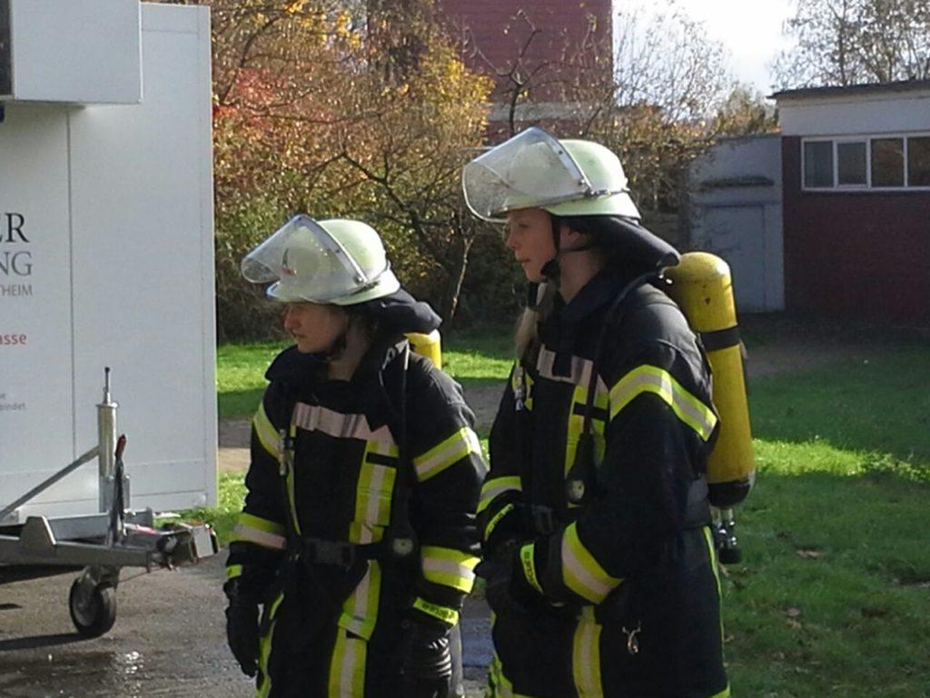Frauen in der Freiwilligen Feuerwehr Abbensen