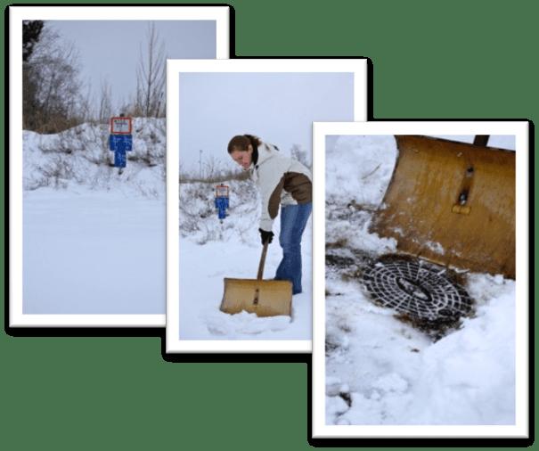 Wenn der Schnee kommt – Helft bitte mit!