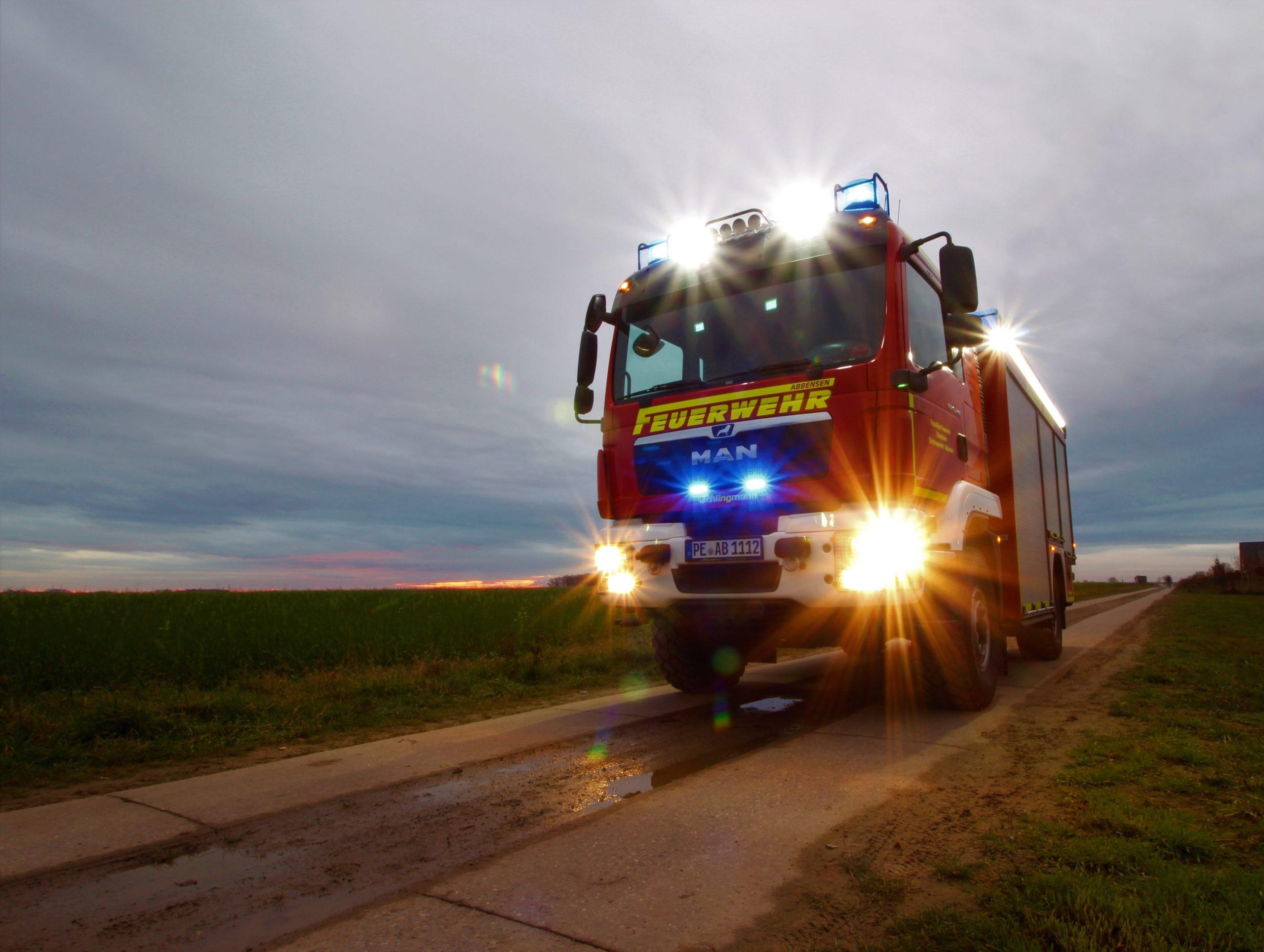 Neues Fahrzeug – TLF 3000